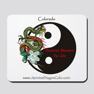 Jasmine Dragon of Colorado Mousepad