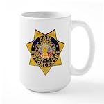 Bail Enforcement Large Mug