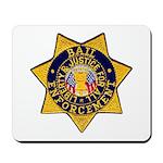 Bail Enforcement Mousepad