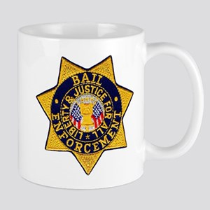Bail Enforcement Mug