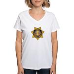 Bail Enforcement Women's V-Neck T-Shirt