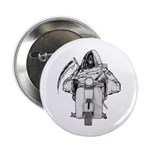 "Death Rides A Scooter 2.25"" Button (10 pack)"