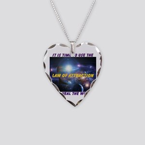 LoaWorld Necklace Heart Charm