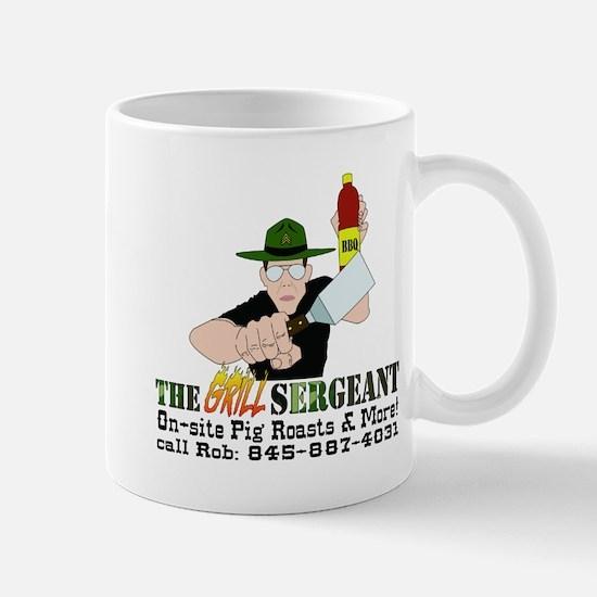 Cute Grill sergeant Mug
