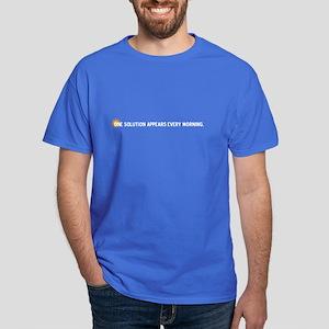 Solar Power Solution Dark T-Shirt