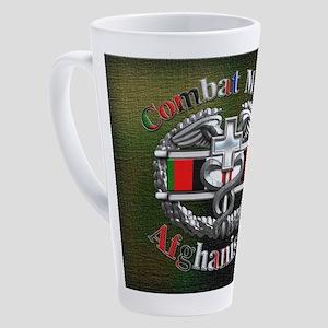 Harvest Moons CMB-Afghanistan 17 oz Latte Mug