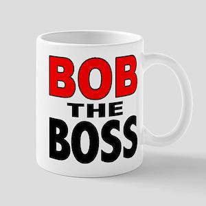 BOB THE BOSS Mug