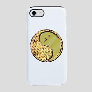 Sagittarius & Metal Monkey iPhone 8/7 Tough Case