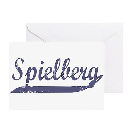 Spielberg Greeting Card