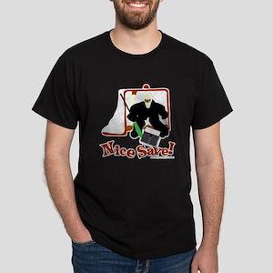 Nice Save! Dark T-Shirt