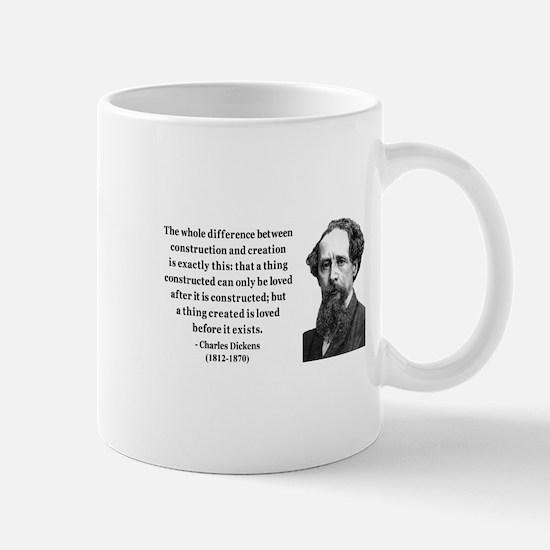 Charles Dickens 21 Mug