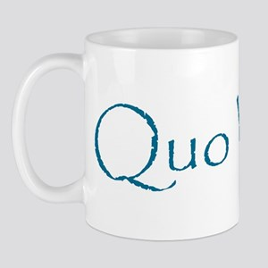 Quo Vadis? Mug