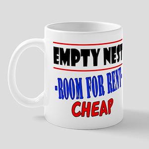 Empty Nest Mug