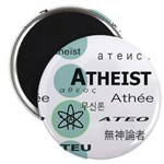 ATHEIST INTERNATIONAL Magnet