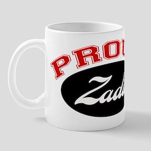 Proud Zadie Mug