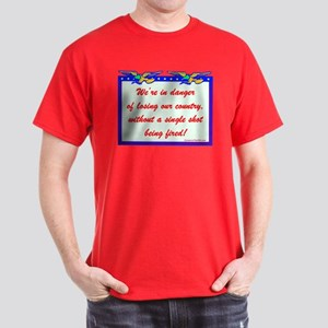 """""""Losing Our Country!"""" Dark T-Shirt"""