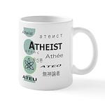 ATHEIST INTERNATIONAL Mug