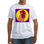 Rooster Fitted T-Shirt