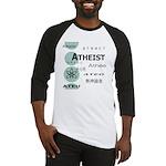 ATHEIST INTERNATIONAL Baseball Jersey