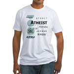 ATHEIST INTERNATIONAL Fitted T-Shirt