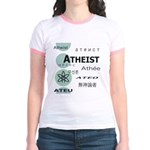 ATHEIST INTERNATIONAL Jr. Ringer T-Shirt