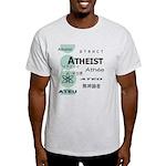 ATHEIST INTERNATIONAL Light T-Shirt