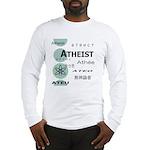 ATHEIST INTERNATIONAL Long Sleeve T-Shirt