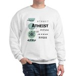 ATHEIST INTERNATIONAL Sweatshirt