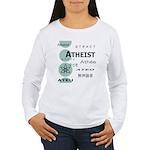 ATHEIST INTERNATIONAL Women's Long Sleeve T-Shirt