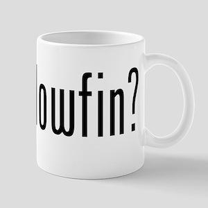 got yellowfin? Mug