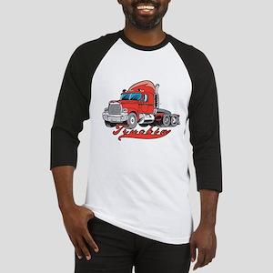 Truckin' Baseball Jersey