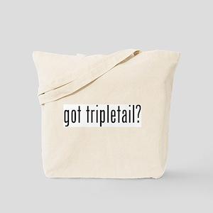 got tripletail? Tote Bag