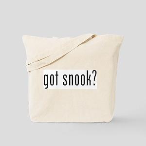 got snook? Tote Bag
