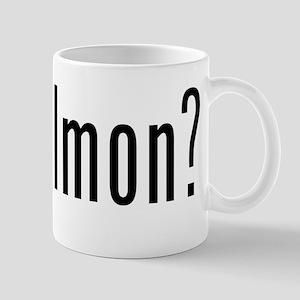 got salmon? Mug