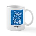 moo print Mug