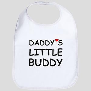 DADDY'S LITTLE BUDDY Bib