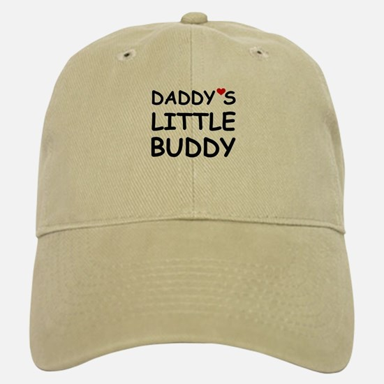 DADDY'S LITTLE BUDDY Baseball Baseball Cap