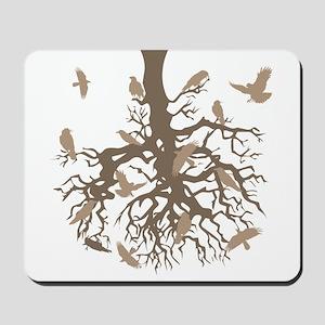 Tree Ravens Mousepad