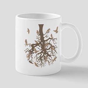 Tree Ravens Mug