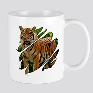 See Through Tiger Mug