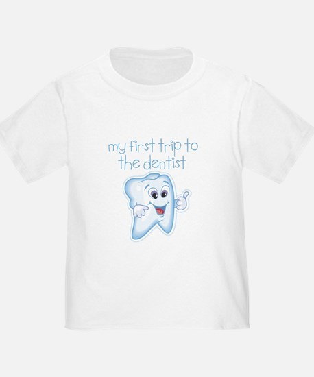 My First Trip to Dentist T