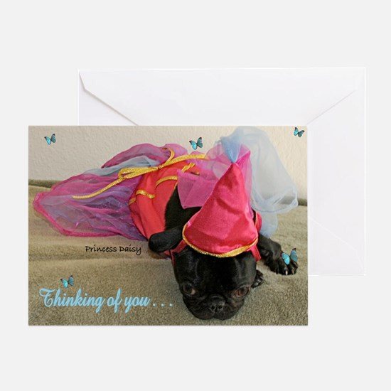Thinking of You Birthday Greeting Card