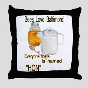 bees love Baltimore