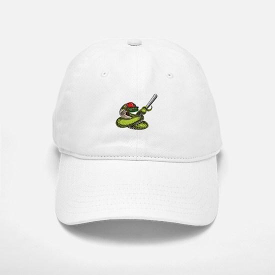 Baseball Snake Baseball Baseball Cap