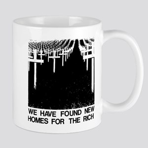 New Homes for the Rich Mug