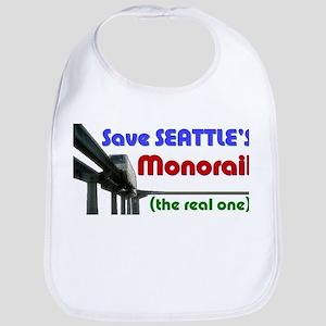 Save Seattle's Monorail Bib