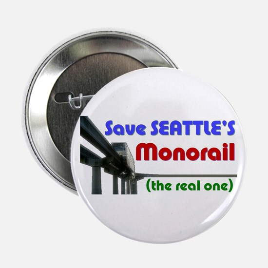 Save Seattle's Monorail Button