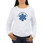 EMT Emergency Women's Long Sleeve T-Shirt