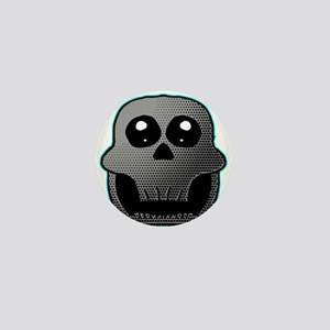Skull Mini Button
