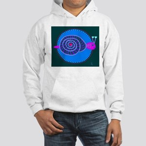 Snail Hooded Sweatshirt